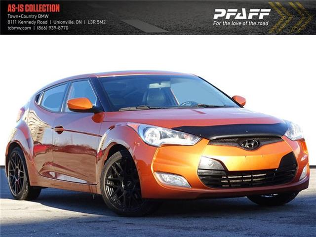 2012 Hyundai Veloster  (Stk: O11575A) in Markham - Image 1 of 18