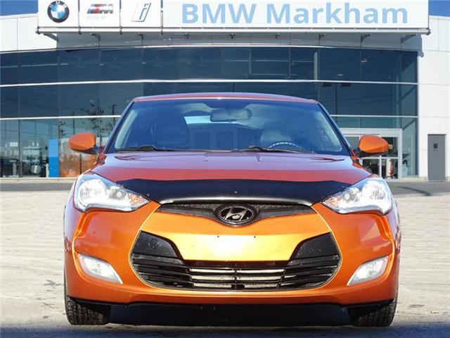 2012 Hyundai Veloster  (Stk: O11575A) in Markham - Image 2 of 18