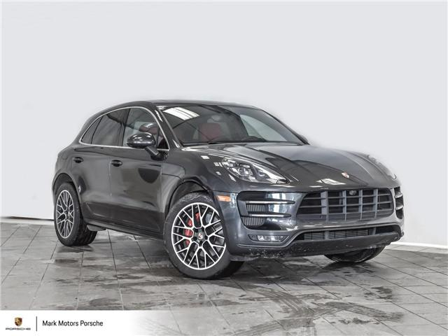 2017 Porsche Macan Turbo (Stk: PP267) in Ottawa - Image 1 of 27