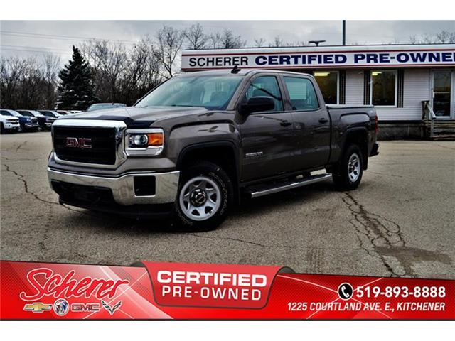 2015 GMC Sierra 1500 Base (Stk: 1810380A) in Kitchener - Image 1 of 9