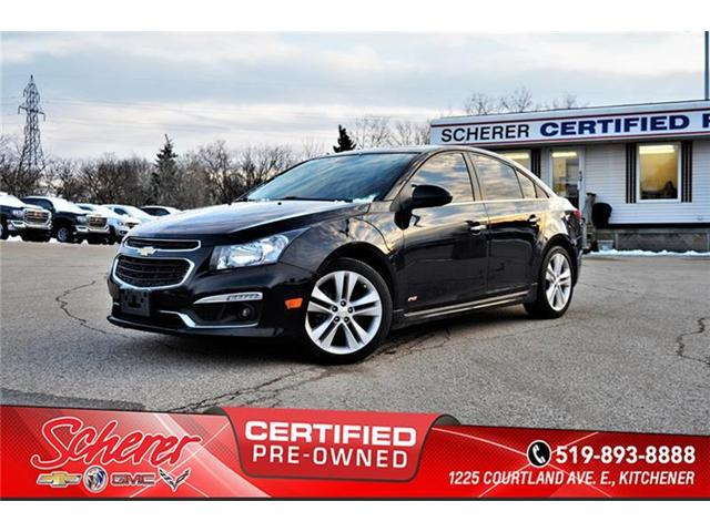 2015 Chevrolet Cruze LTZ (Stk: 1815250A) in Kitchener - Image 1 of 13