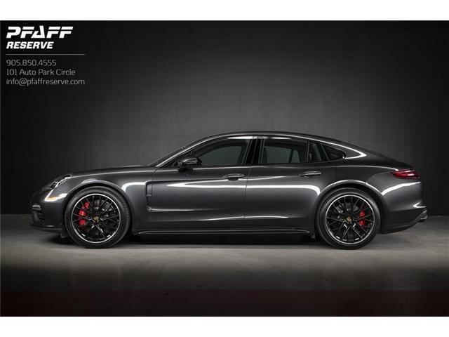 2017 Porsche Panamera Turbo (Stk: RM001) in Woodbridge - Image 1 of 19