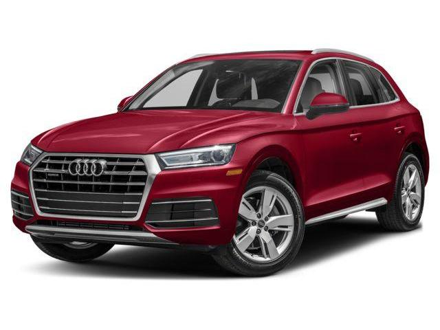 2018 Audi Q5 2.0T Progressiv (Stk: 52288) in Ottawa - Image 1 of 9