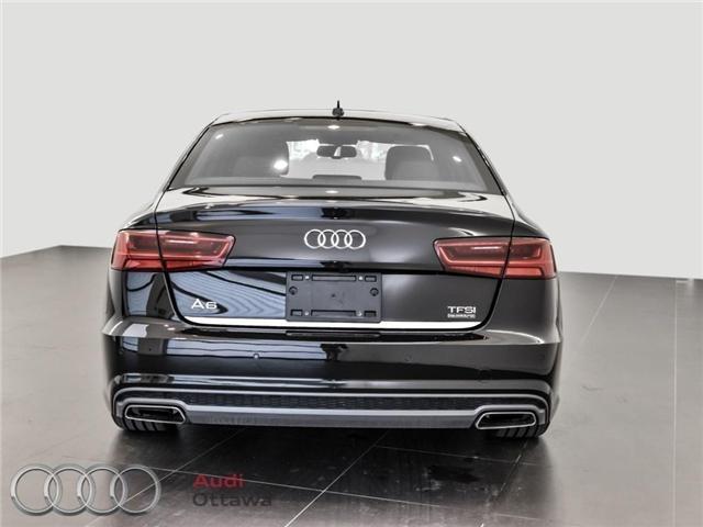 2017 Audi A6 2.0T Progressiv (Stk: 50597) in Ottawa - Image 4 of 21