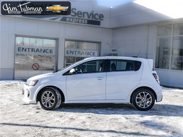 2018 Chevrolet Sonic LT Auto (Stk: P7063) in Ottawa - Image 2 of 23