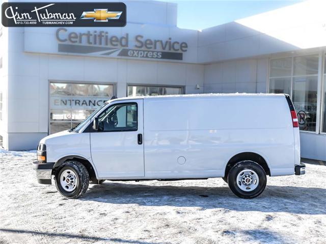2018 GMC Savana 2500 Work Van (Stk: R7056) in Ottawa - Image 2 of 21