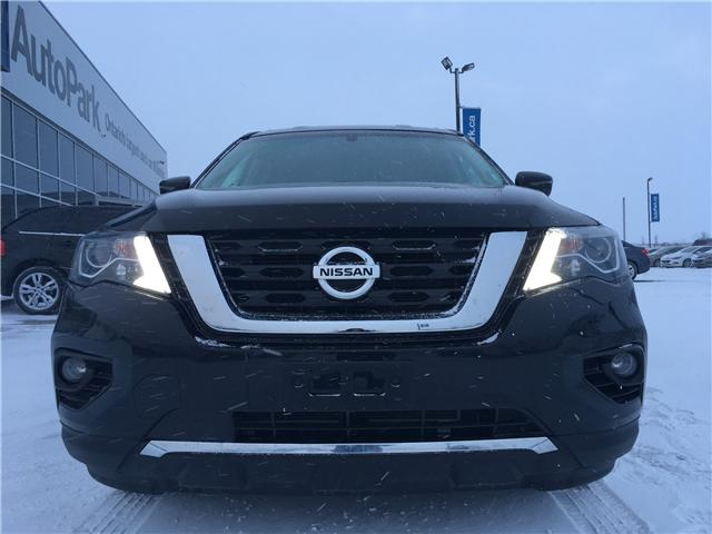 2017 Nissan Pathfinder SV (Stk: 17-00359RJB) in Barrie - Image 2 of 27