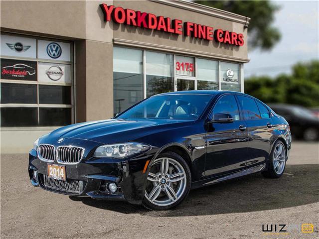 2014 BMW 535i xDrive (Stk: Y1 78225) in Toronto - Image 1 of 28