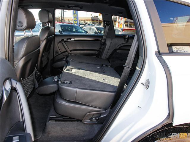 2015 Audi Q7 3.0T Sport (Stk: Y1 5195) in Toronto - Image 16 of 29