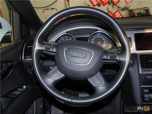 2015 Audi Q7 3.0T Sport (Stk: Y1 5195) in Toronto - Image 20 of 29