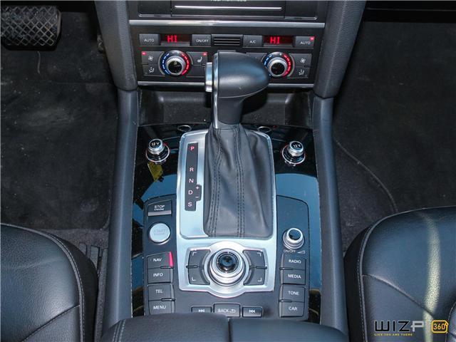 2015 Audi Q7 3.0T Sport (Stk: Y1 5195) in Toronto - Image 24 of 29