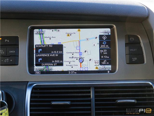 2015 Audi Q7 3.0T Sport (Stk: Y1 5195) in Toronto - Image 26 of 29