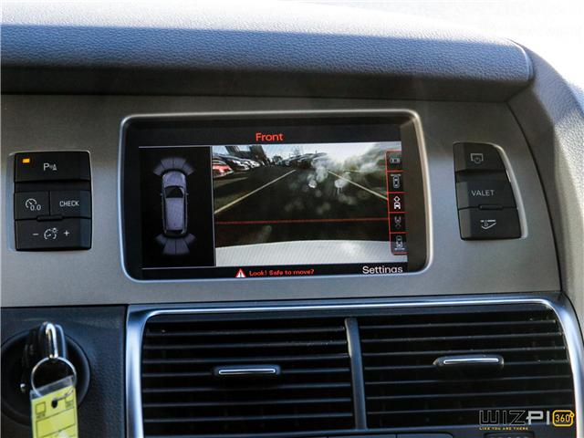2015 Audi Q7 3.0T Sport (Stk: Y1 5195) in Toronto - Image 27 of 29