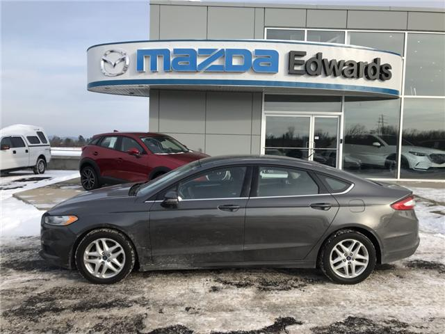 2016 Ford Fusion SE (Stk: 21543) in Pembroke - Image 1 of 9