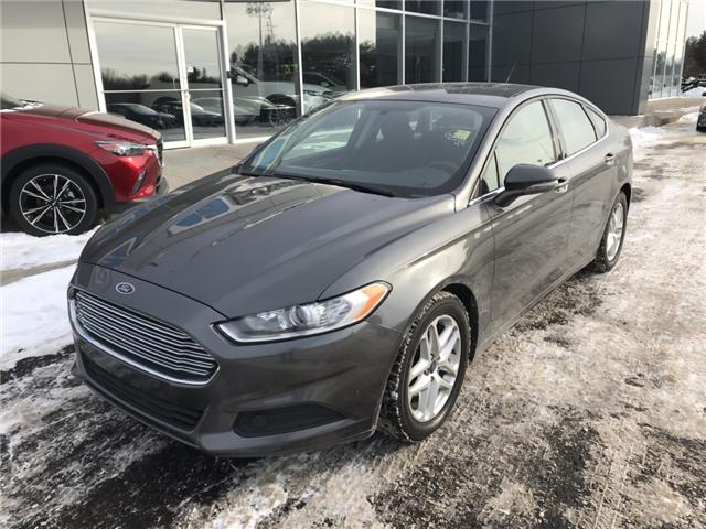 2016 Ford Fusion SE (Stk: 21543) in Pembroke - Image 2 of 9