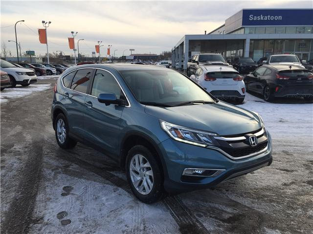 2016 Honda CR-V EX (Stk: B7175) in Saskatoon - Image 1 of 29
