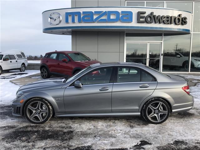 2011 Mercedes-Benz C-Class Base (Stk: 21556) in Pembroke - Image 1 of 12