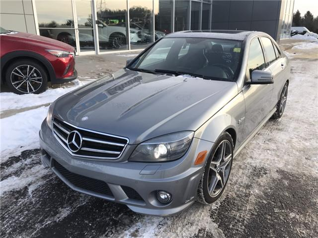 2011 Mercedes-Benz C-Class Base (Stk: 21556) in Pembroke - Image 2 of 12