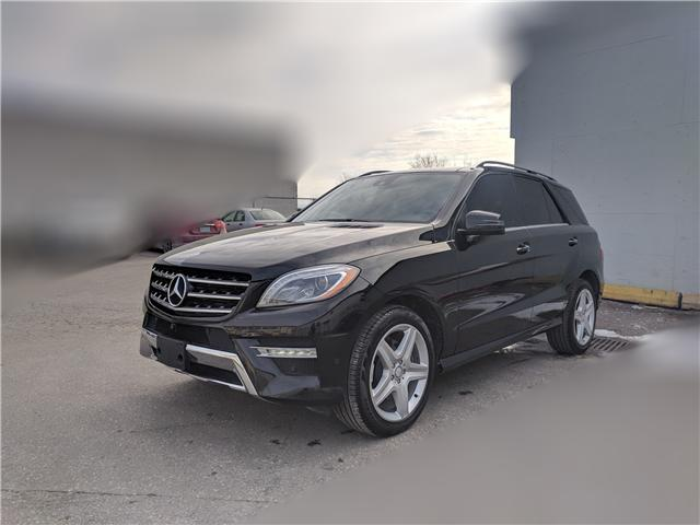 2014 Mercedes-Benz M-Class  (Stk: 98846) in Toronto - Image 1 of 24