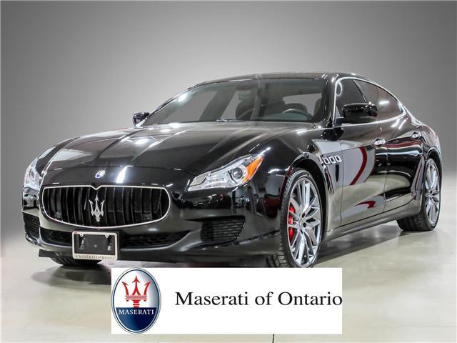 2014 Maserati Quattroporte GTS (Stk: U4169) in Vaughan - Image 1 of 25
