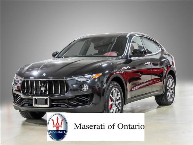 2017 Maserati Levante S (Stk: U4187) in Vaughan - Image 1 of 29