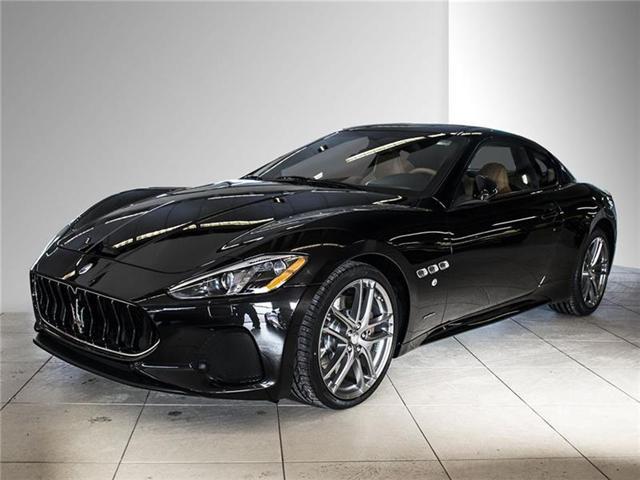 2018 Maserati GranTurismo  (Stk: 879MCE) in Calgary - Image 1 of 11