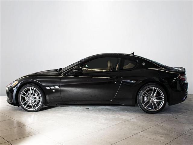 2018 Maserati GranTurismo  (Stk: 879MCE) in Calgary - Image 2 of 11