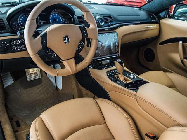 2018 Maserati GranTurismo  (Stk: 879MCE) in Calgary - Image 6 of 11
