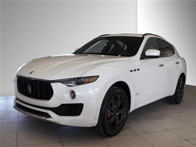 2018 Maserati Levante S GranSport (Stk: 883MCE) in Calgary - Image 1 of 11