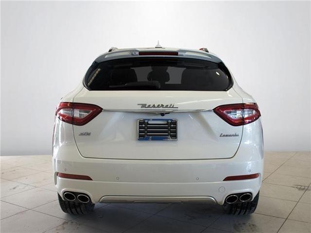 2018 Maserati Levante S GranSport (Stk: 883MCE) in Calgary - Image 4 of 11