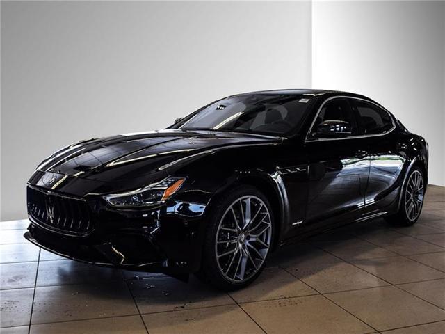 2018 Maserati Ghibli S Q4 GranSport (Stk: 906MC) in Calgary - Image 1 of 8