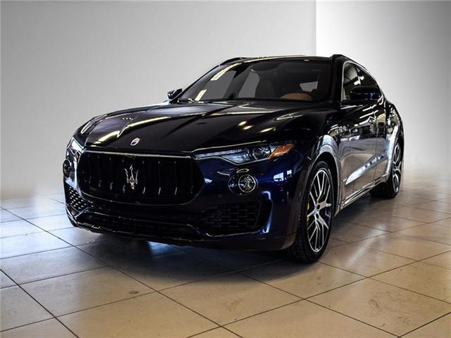 2018 Maserati Levante S GranSport (Stk: 842MCE) in Calgary - Image 1 of 11