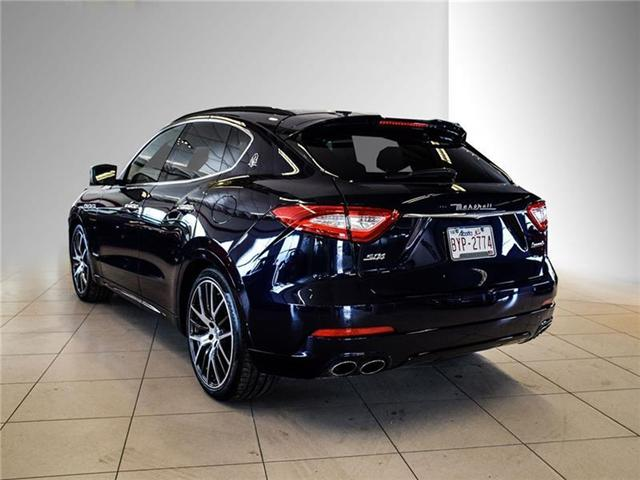 2018 Maserati Levante S GranSport (Stk: 842MCE) in Calgary - Image 3 of 11