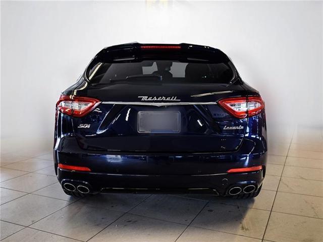 2018 Maserati Levante S GranSport (Stk: 842MCE) in Calgary - Image 4 of 11