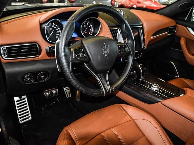 2018 Maserati Levante S GranSport (Stk: 842MCE) in Calgary - Image 6 of 11