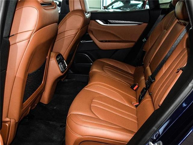 2018 Maserati Levante S GranSport (Stk: 842MCE) in Calgary - Image 8 of 11