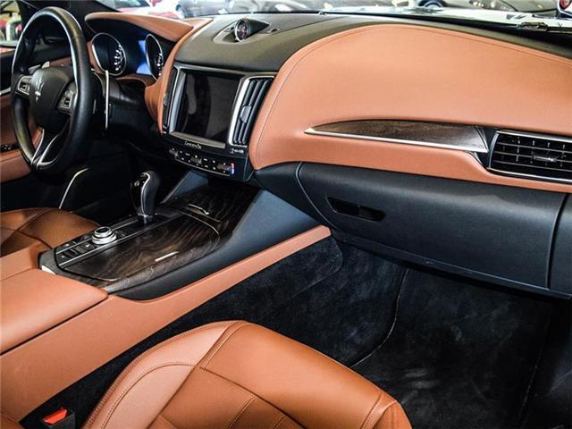 2018 Maserati Levante S GranSport (Stk: 842MCE) in Calgary - Image 9 of 11