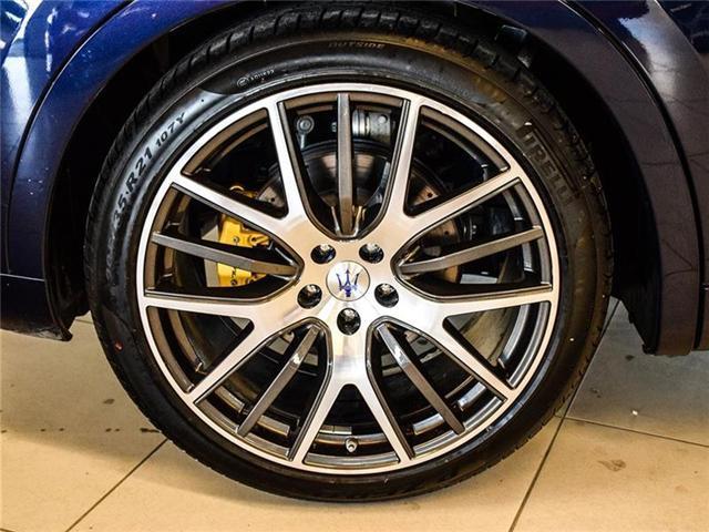 2018 Maserati Levante S GranSport (Stk: 842MCE) in Calgary - Image 11 of 11