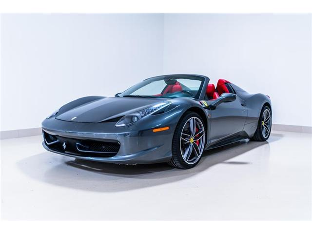 2012 Ferrari 458 Spider Base (Stk: UC1442) in Calgary - Image 11 of 22