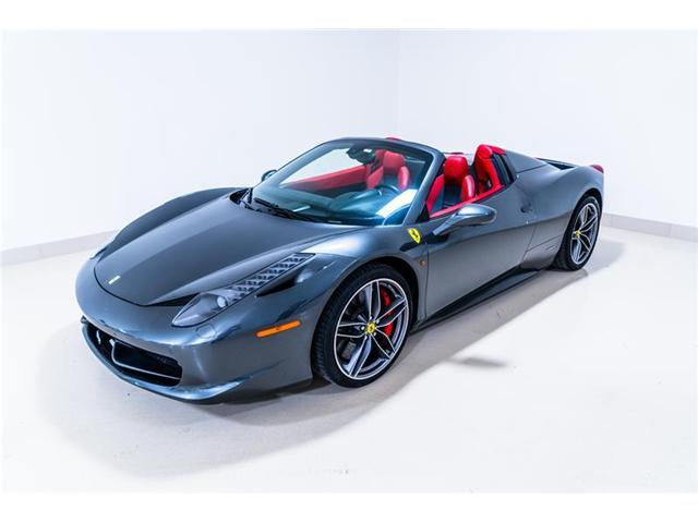 2012 Ferrari 458 Spider Base (Stk: UC1442) in Calgary - Image 9 of 22