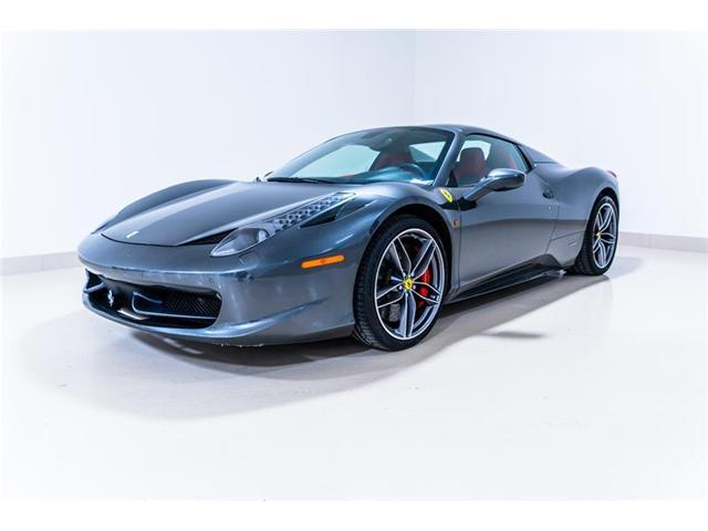 2012 Ferrari 458 Spider Base (Stk: UC1442) in Calgary - Image 10 of 22