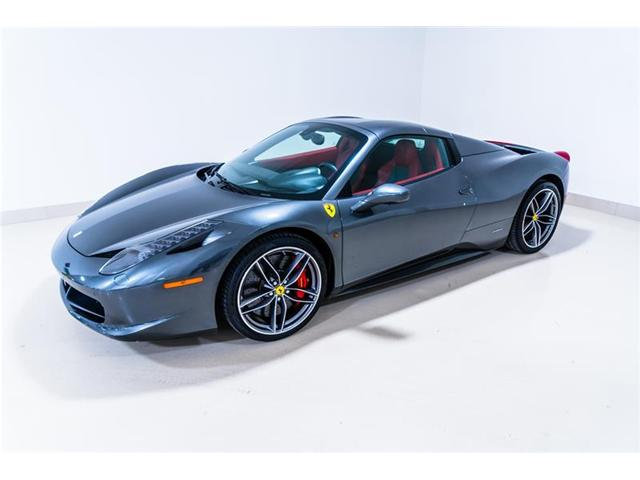 2012 Ferrari 458 Spider Base (Stk: UC1442) in Calgary - Image 16 of 22