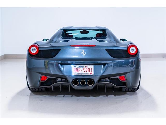 2012 Ferrari 458 Spider Base (Stk: UC1442) in Calgary - Image 22 of 22