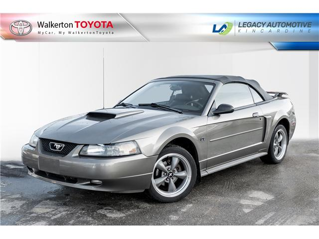 2002 Ford Mustang GT (Stk: P8187) in Walkerton - Image 1 of 16