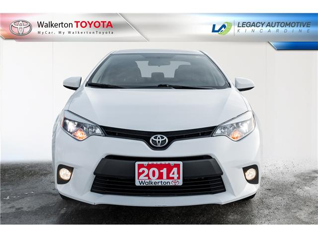 2014 Toyota Corolla LE (Stk: P8208) in Walkerton - Image 2 of 21