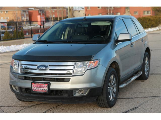 2008 Ford Edge Limited (Stk: 1811-TD) in Waterloo - Image 1 of 25