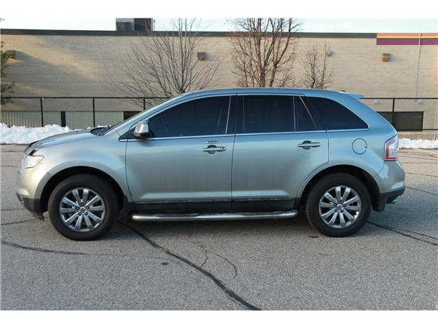 2008 Ford Edge Limited (Stk: 1811-TD) in Waterloo - Image 2 of 25