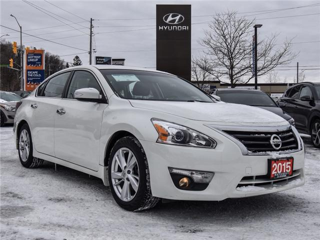 2015 Nissan Altima 2.5 SL (Stk: R95085A) in Ottawa - Image 1 of 12