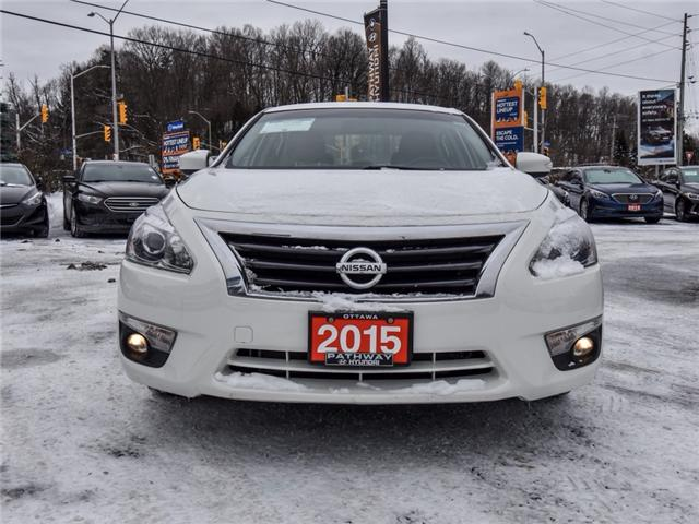 2015 Nissan Altima 2.5 SL (Stk: R95085A) in Ottawa - Image 2 of 12