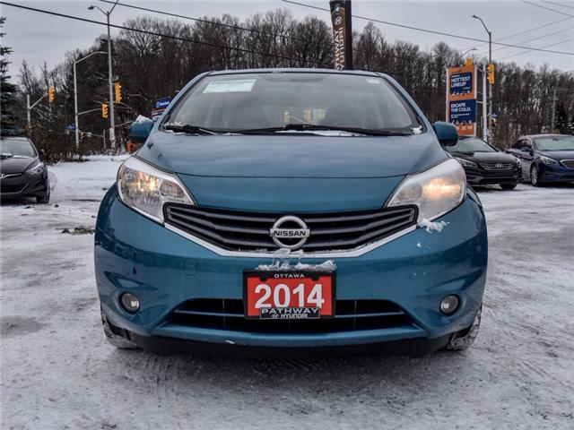 2014 Nissan Versa Note 1.6 SL (Stk: R86457A) in Ottawa - Image 2 of 12